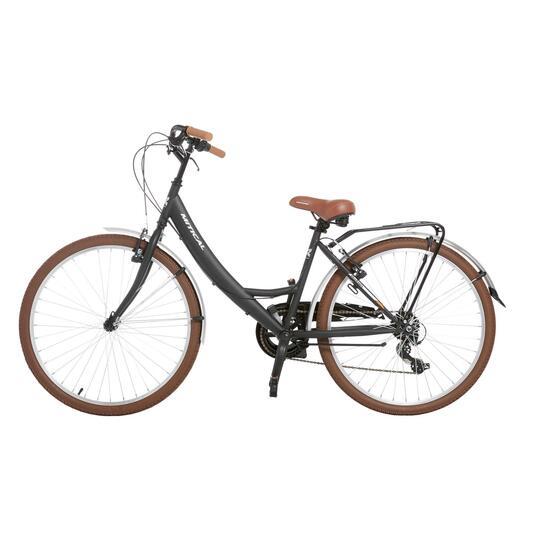 Bicicleta Vintage Paseo MÍTICAL ASTON Negro