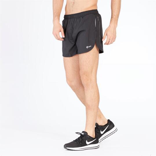 Pantalón Running IPSO Negro Hombre