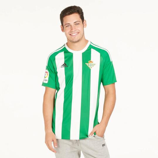 ADIDAS BETIS Camiseta Verde Hombre