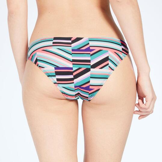 Braga Bikini Estampado Geométrico Mujer Up