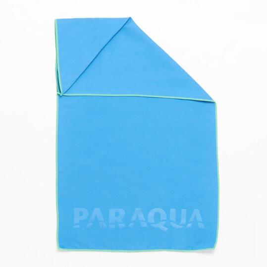 Toalla Microfibra PARAQUA Azul Verde