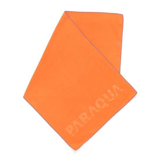 Toalla Microfibra PARAQUA Naranja