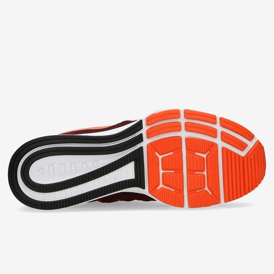 NIKE AIR ZOOM VOMERO Zapatillas Running Negro Naranja Hombre