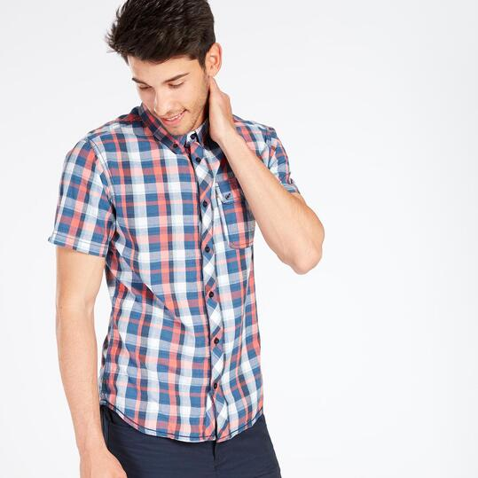 Camisa Cuadros TRUNK&ROOTS Hombre