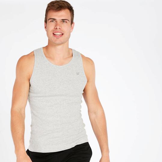 Camiseta Canalé UP BASIC Gris Hombre