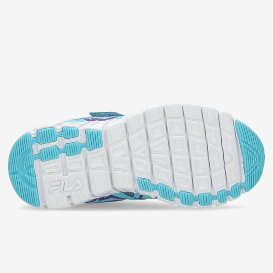 Zapatillas Running Niña FILA Volcanic Azul