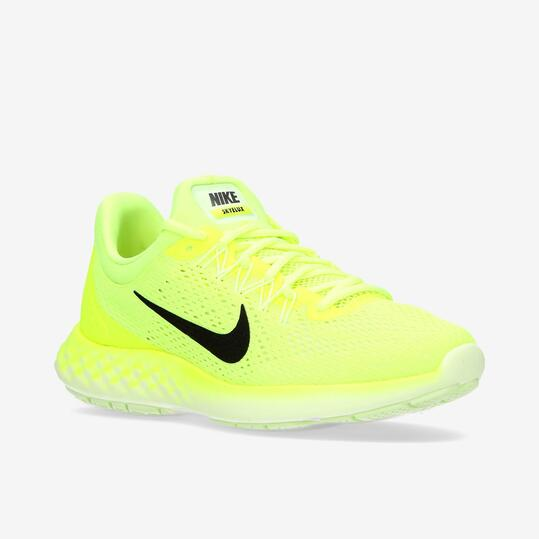 zapatillas nike hombres running amarillas