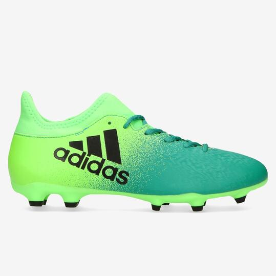 adidas verdes futbol