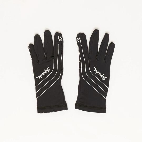 SPIUK Guantes Ciclismo Negros Unisex