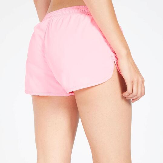 Pantalón Corto Rosa Fluor Mujer Ilico