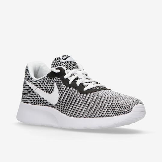 new style 2c5db a0d78 ... zapatillas nike tanjun hombre gris blanco ...