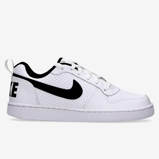 zapatillas blancas niño nike