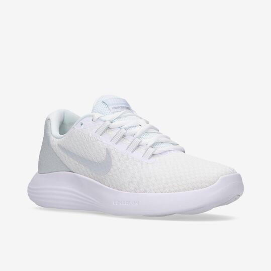 Zapatillas Nike Lunar Converge Blancas Mujer