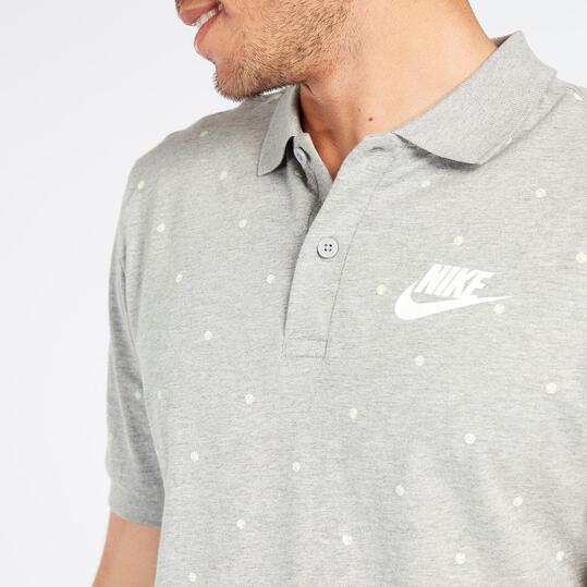 Polo Nike Azul Hombre