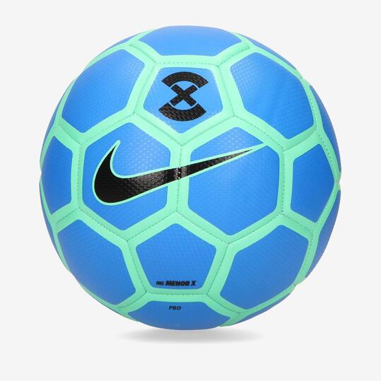 NIKE FOOTBALLX Balón Fútbol Sala Verde Negro