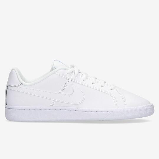 Zapatillas Nike Court Royale Blancas Niña