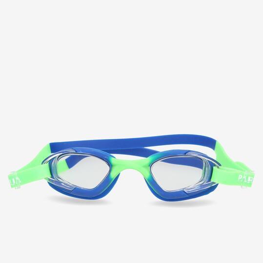 Gafas piscina azul verde ni o paraqua splash for Gafas para piscina