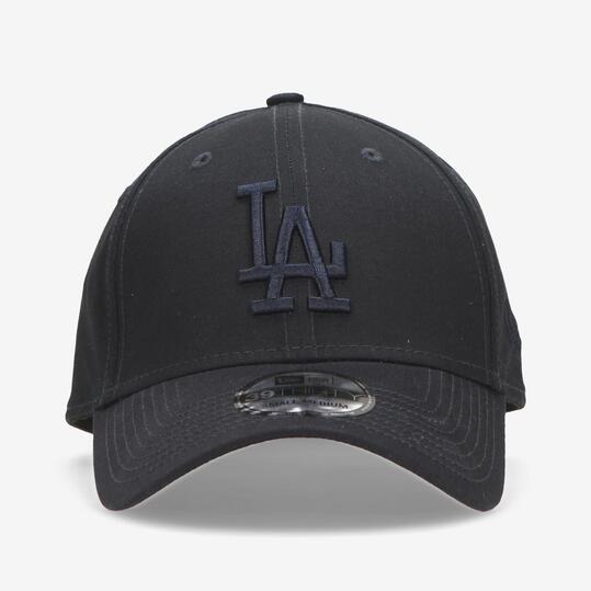 Gorra Negra MLB Dodgers New Era