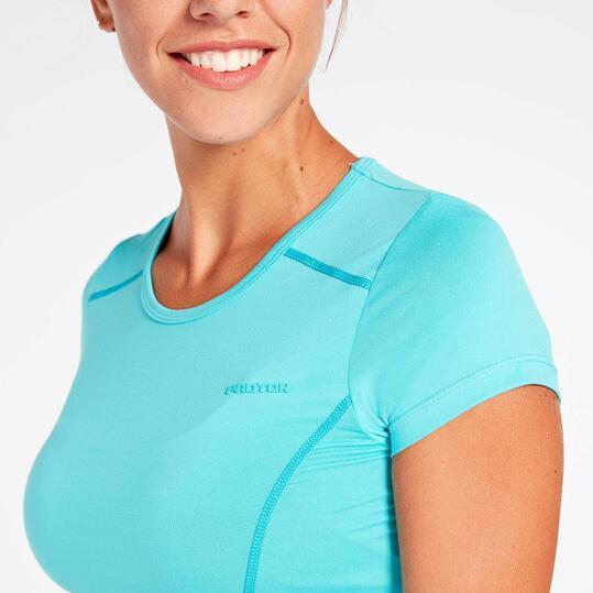 Camiseta Tenis Azul Proton