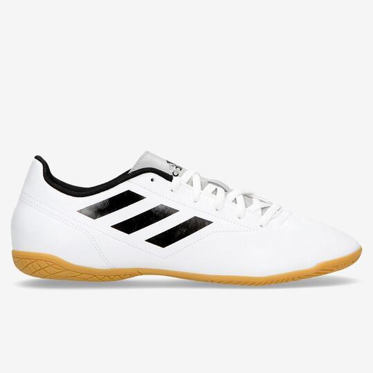 adidas blancas futbol sala