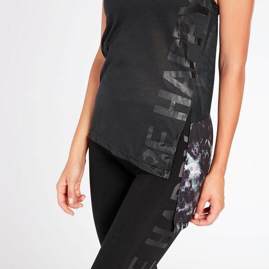 Camiseta Yoga Tirantes Mujer Ilico