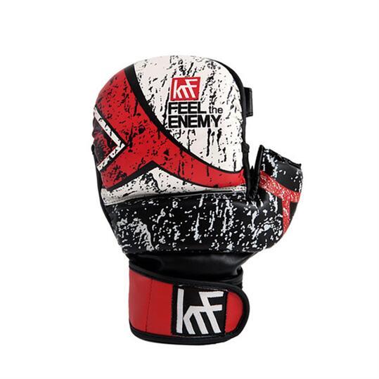 Guante MMA Súper Eva KRF 7 Onzas Negro