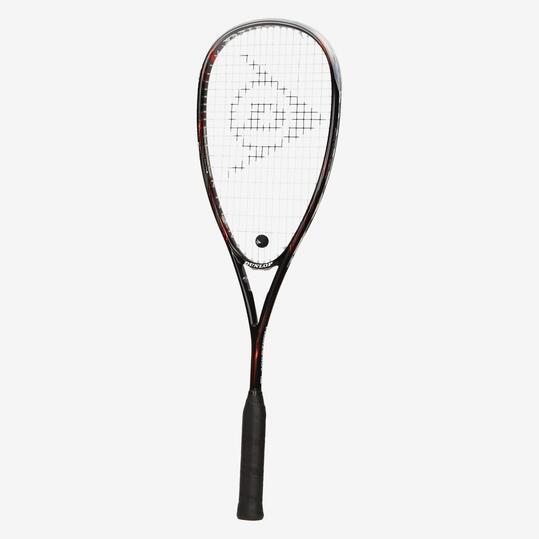 DUNLOP BLAKCSTORM GRAPHITE 40 Raqueta Squash Negra