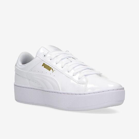 pumas blancas
