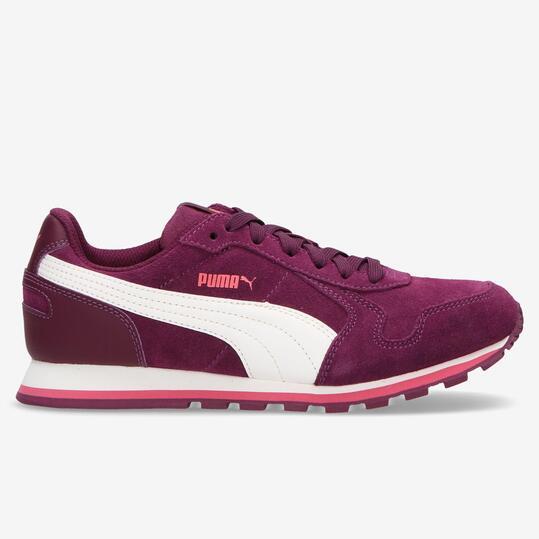 Sneakers Moradas Mujer Puma