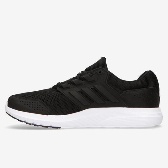 adidas negras hombre running