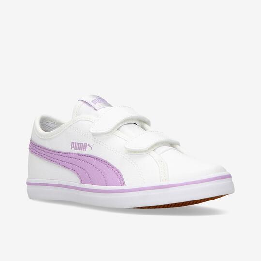 zapatillas puma velcro niña