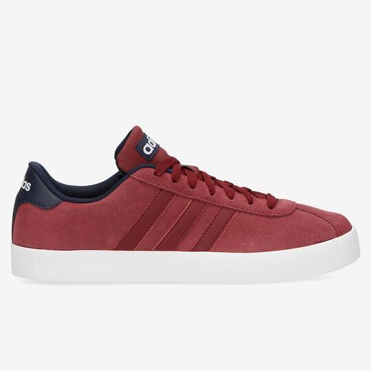 zapatillas adidas rojas hombre