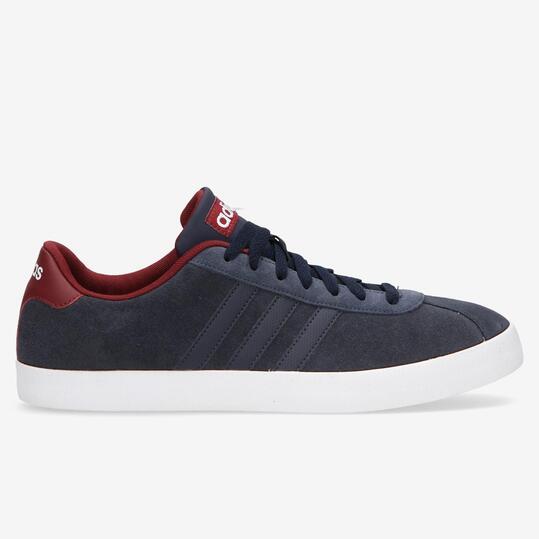 Zapatillas adidas Court Vulc Azules Hombre