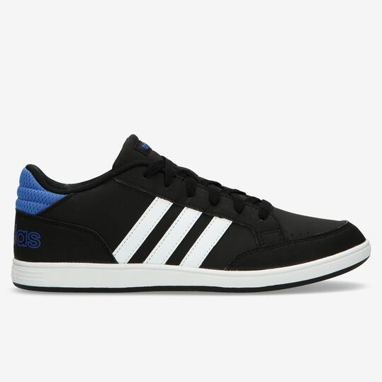 zapatillas adidas niño negras
