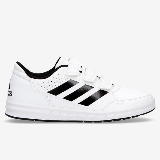 adidas niño zapatillas blancas