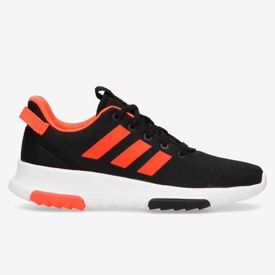 Zapatillas adidas Race Negras Niño (36-40)