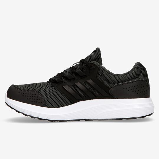 zapatillas running mujer negras adidas