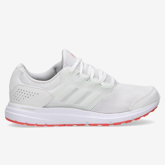 zapatillas adidas running blancas