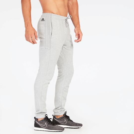 Pantalón Chándal Gris Hombre adidas