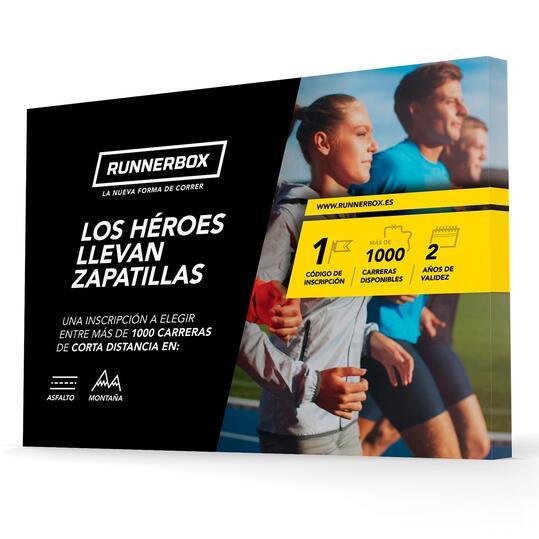Runnerbox Los Héroes Llevan Zapatillas