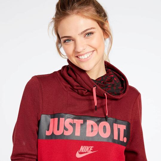 Sudadera Nike Capucha Mujer Sprinter Nike Sudadera 74gnfaW14 ad8a88ce6641