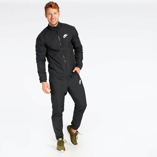 Chándal Nike Negro - Chándal Hombre Al Mejor Precio | Sprinter