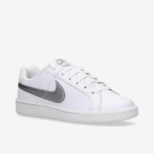 nike court royale mujer negras