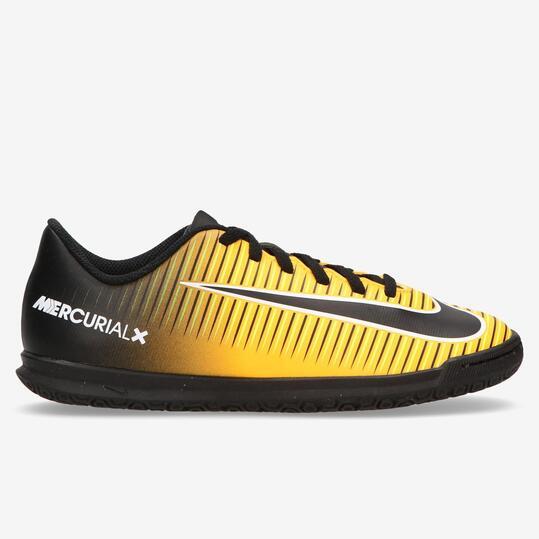 san francisco 8f563 de00f Botas Fútbol Sala CR7 Nike Mercurial Vortex Hombre