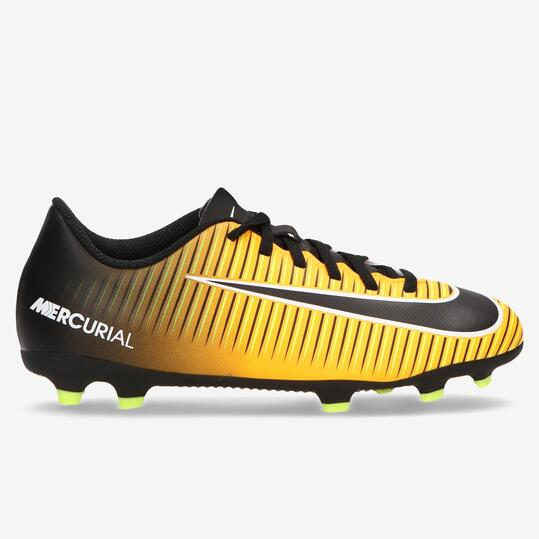 Botas Fútbol CR7 Nike Mercurial Vortex Hombre