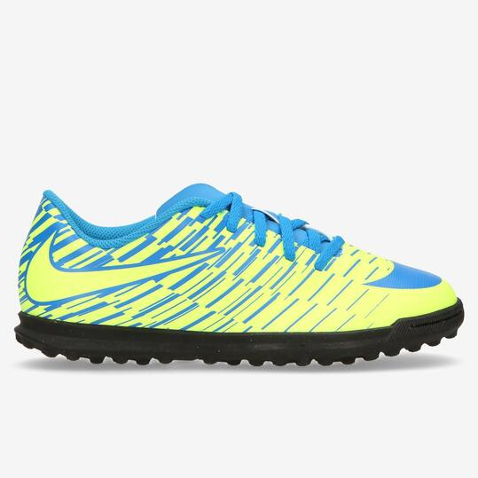 Bota Turf Bravatax II Nike Niño (36-38.5)