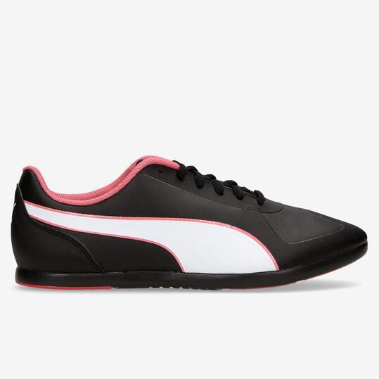 puma mujer zapatillas negras