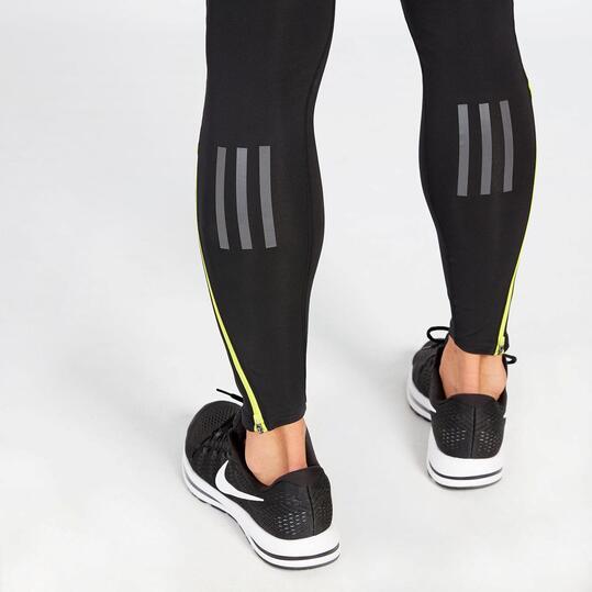 Malla Running adidas Negra