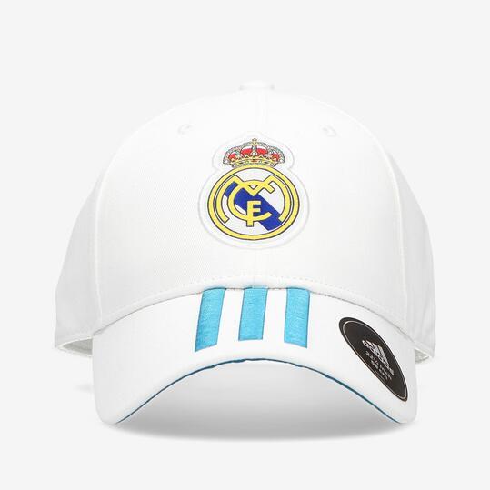 bed84b14f489cc Gorra Real Madrid C.f. - BLANCO | Sprinter