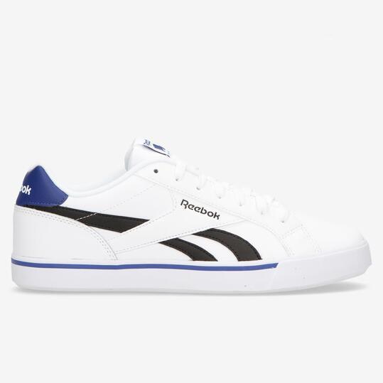 zapatillas reebok blancas hombre